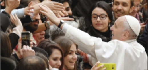 Papa Francesco sul Global Times