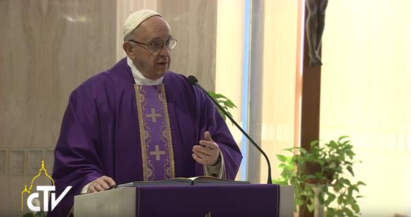 Papa Francesco e la regola della conversione