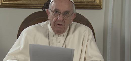 videomessaggio Papa Francesco agli egiziani