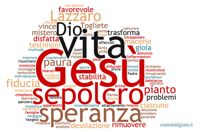 parole Papa Francesco a Carpi