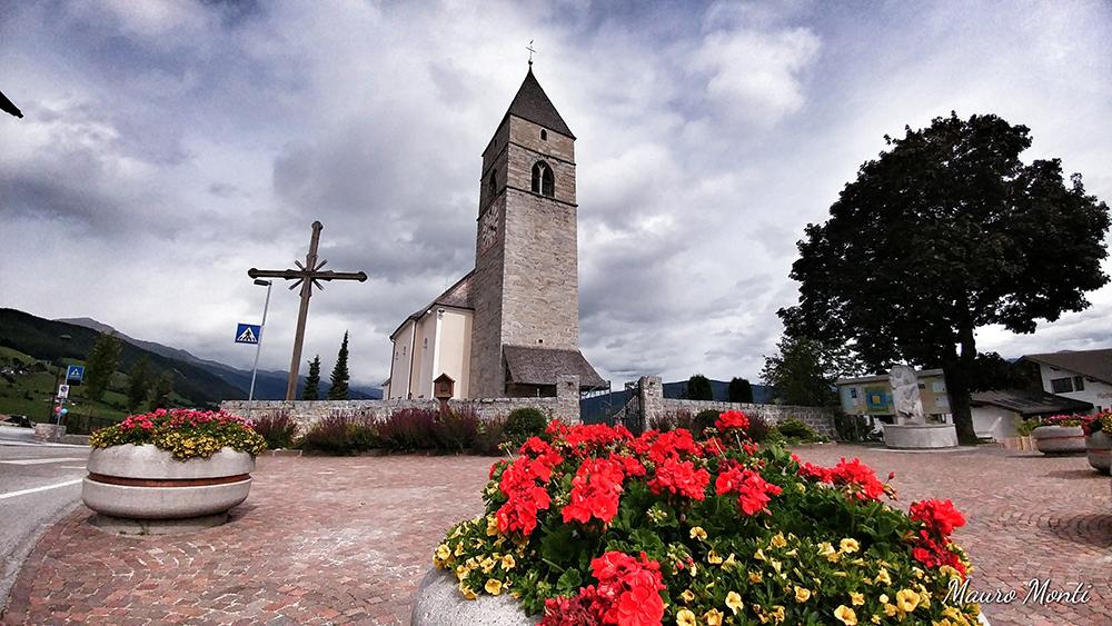 Chiesa di San Giacomo - Maranza