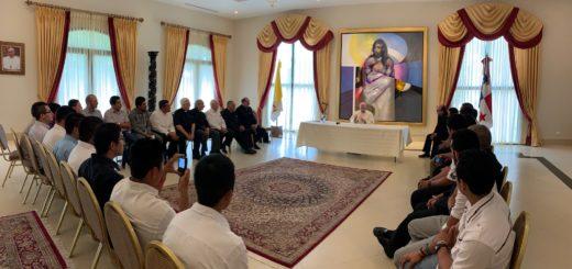 Papa Francesco Panama gesuiti